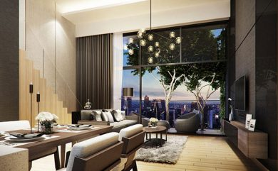 Siamese-Exclusive-Bangkok-condo-3-bedroom-for-sale-2