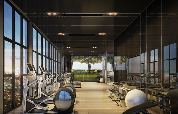 Siamese-Exclusive-Bangkok-condo-for-sale-fitness