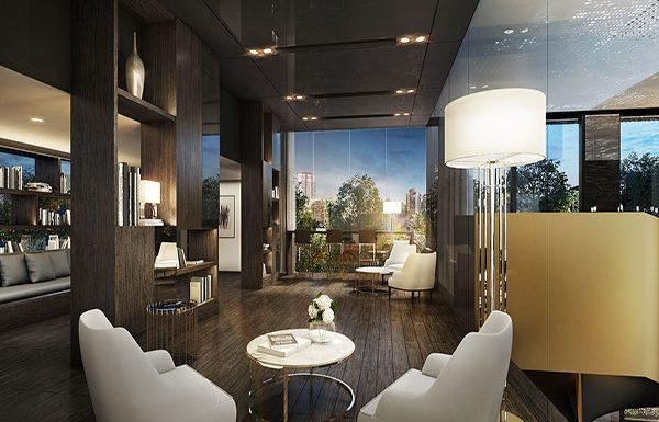 Siamese-Exclusive-Bangkok-condo-for-sale-librery