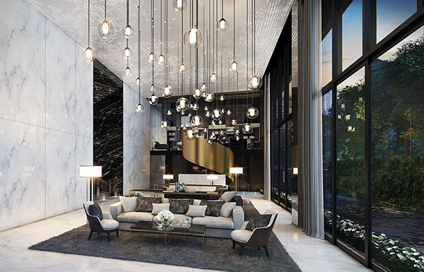 Siamese-Exclusive-Bangkok-condo-for-sale-lobby