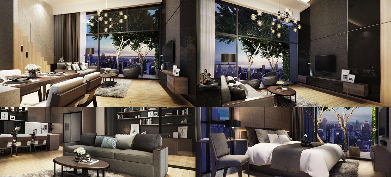 Siamese-Exclusive-Bangkok-condo-3-bedroom-for-sale-photo-2